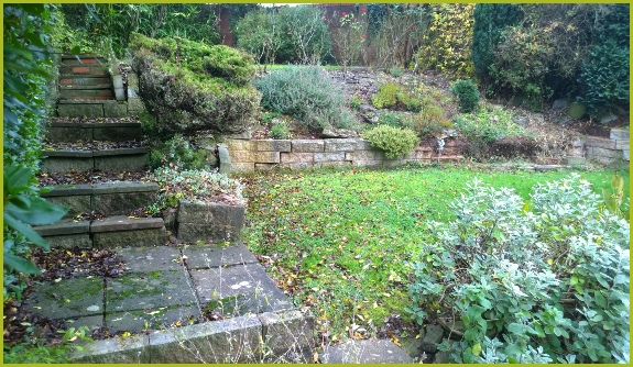 Completed Full Garden In Churchill By Redditch Based ...
