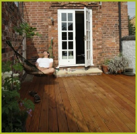 Professional Landscaping Decking Installation In Bromsgrove