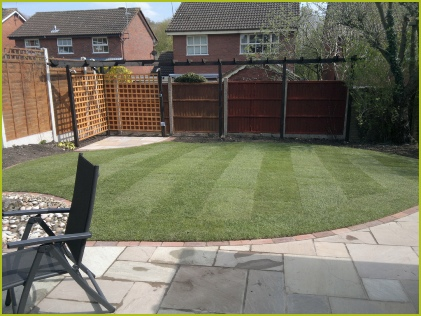 Redditch Based Landscape Gardeners : Advanscape : Landscaping Redditch