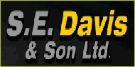 SE Davis & Sons Ltd is a family owned business based in Astwood Bank, Worcestershire supplying landscaping materials, aggregates, plant hire, crushing and screening services and more.