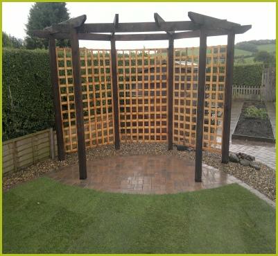 Landscape Garden Design Service : Redditch Bromsgrove ...